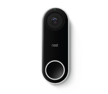 DISH Smart Home Services - Nest Hello Video Doorbell - Grass Valley, California - Don Adams Antenna Satellite Services - DISH Authorized Retailer