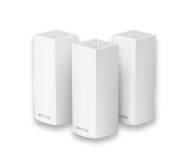 DISH Smart Home Services - Linksys Velop Mesh Router - Grass Valley, California - Don Adams Antenna Satellite Services - DISH Authorized Retailer