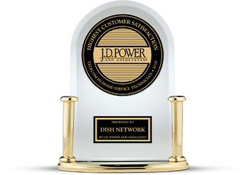 DISH Customer Service - Ranked #1 by JD Power - Don Adams Antenna Satellite Services in Grass Valley, California - DISH Authorized Retailer